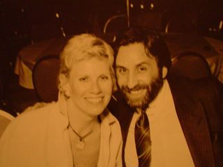Me and Ron Silver 001